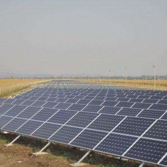 Parc fotovoltaic 9 MW in sudul tarii