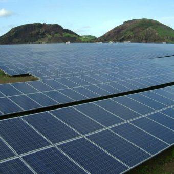 Parc fotovoltaic in sudul tarii