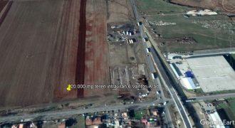 Spre vânzare un teren intravilan în zona Arad