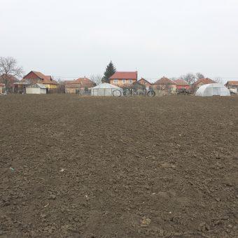 Oferim spre vânzare un teren industrial în zona Borsului