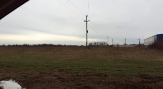 Spre vânzare un teren intravilan în zona Oradea
